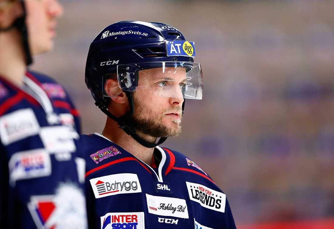 Chad Billins får lämna Linköping.
