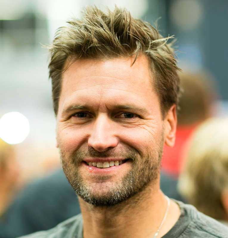 Martin Melin, 46.