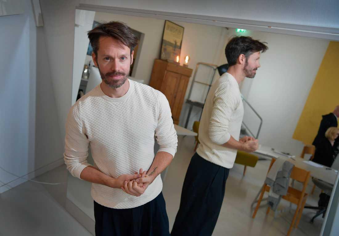 """Vanmakt"" blir det andra verket Alexander Ekman gör sedan han lämnat de stora danshusen."
