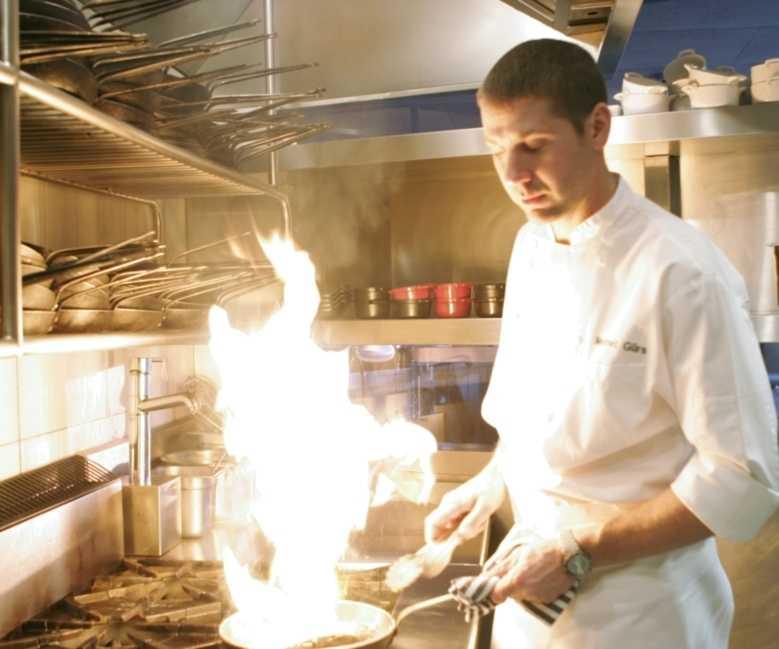 Lagom möter turkisk eld i Mehmets kokkonst.