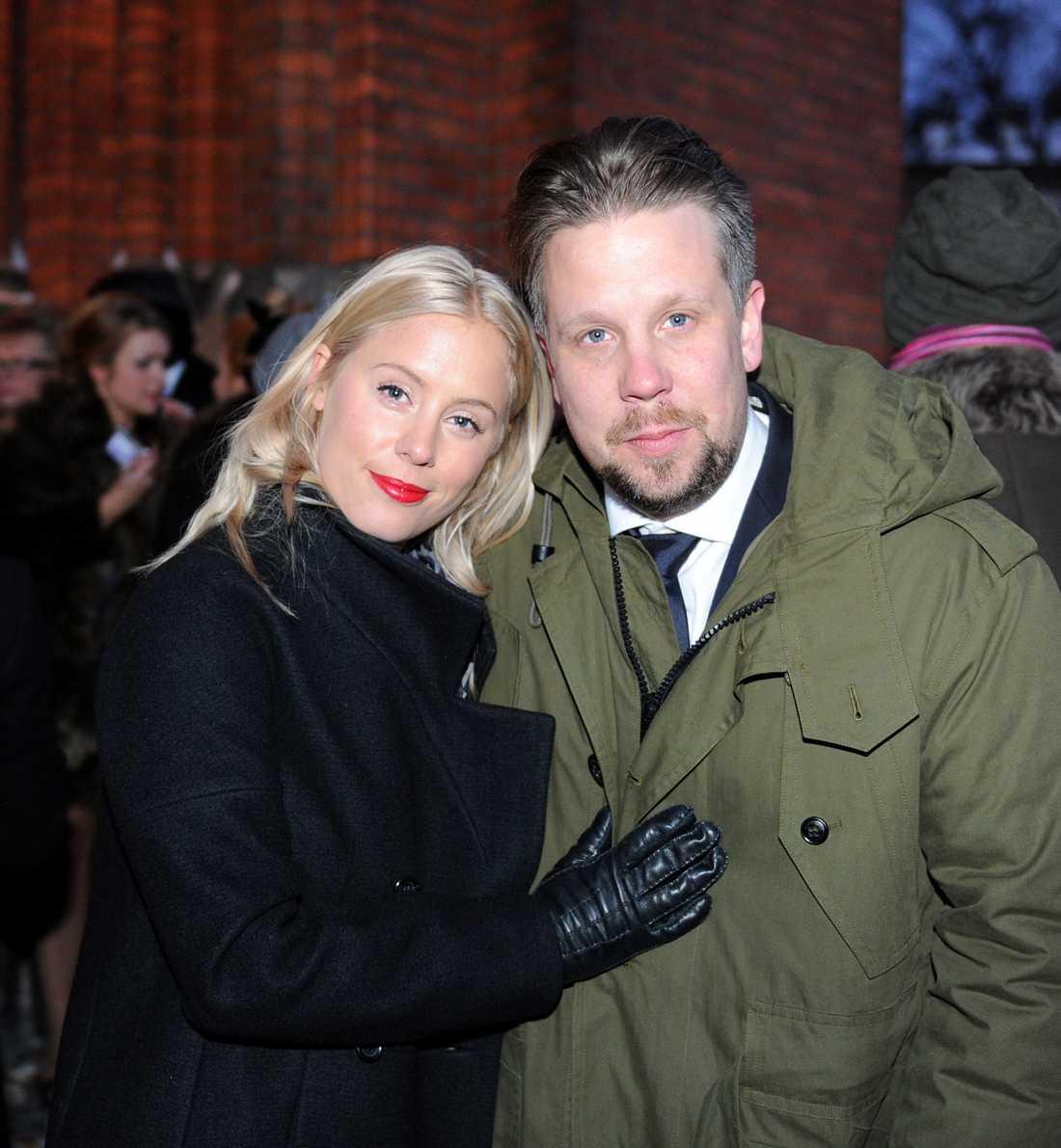 Jennie och Filip Hammar.