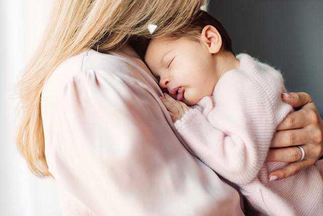 Prinsessan Adrienne döps på fredagen.