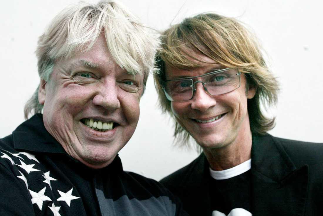 Lasse Flinckman och Christer Lindarw.