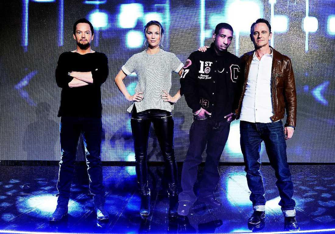 X Factor skrotas efter endast en säsong.