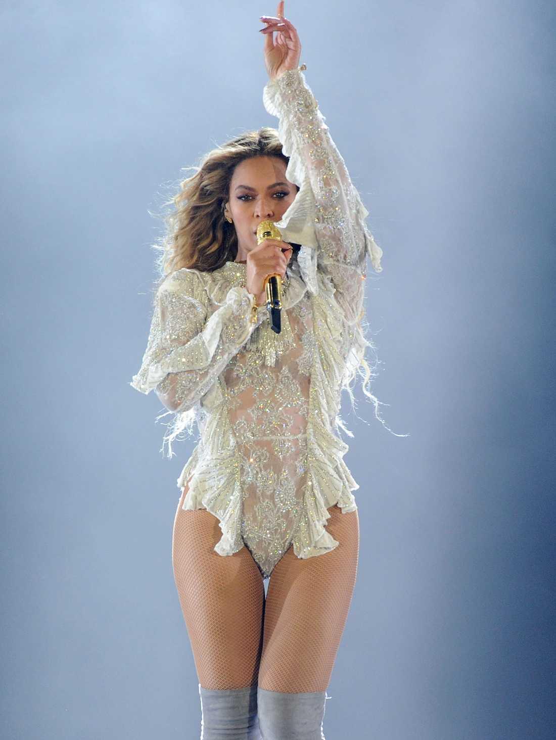 Beyoncé uppfyllde Ebony Banks stora dröm.