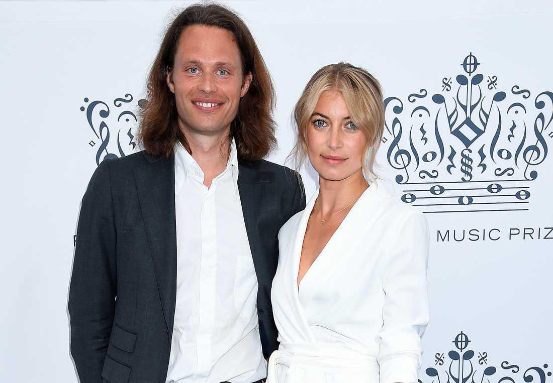 Cissi och Fredrik von der Esch har fått sitt andra barn.