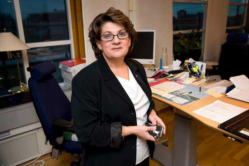 Angeles Bermudez-Svankvist har fört Arbetsförmedlingen allt längre från sitt uppdrag