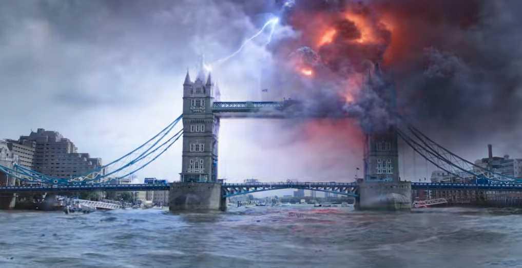 Raffel i London.