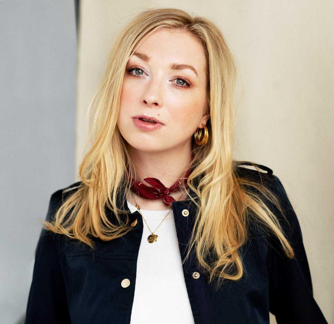 Sandra Beijer är författare, bloggare och administratör för Facebook-gruppen 925.