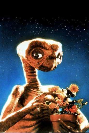 Filmhistoriens snällaste utomjording – E.T.