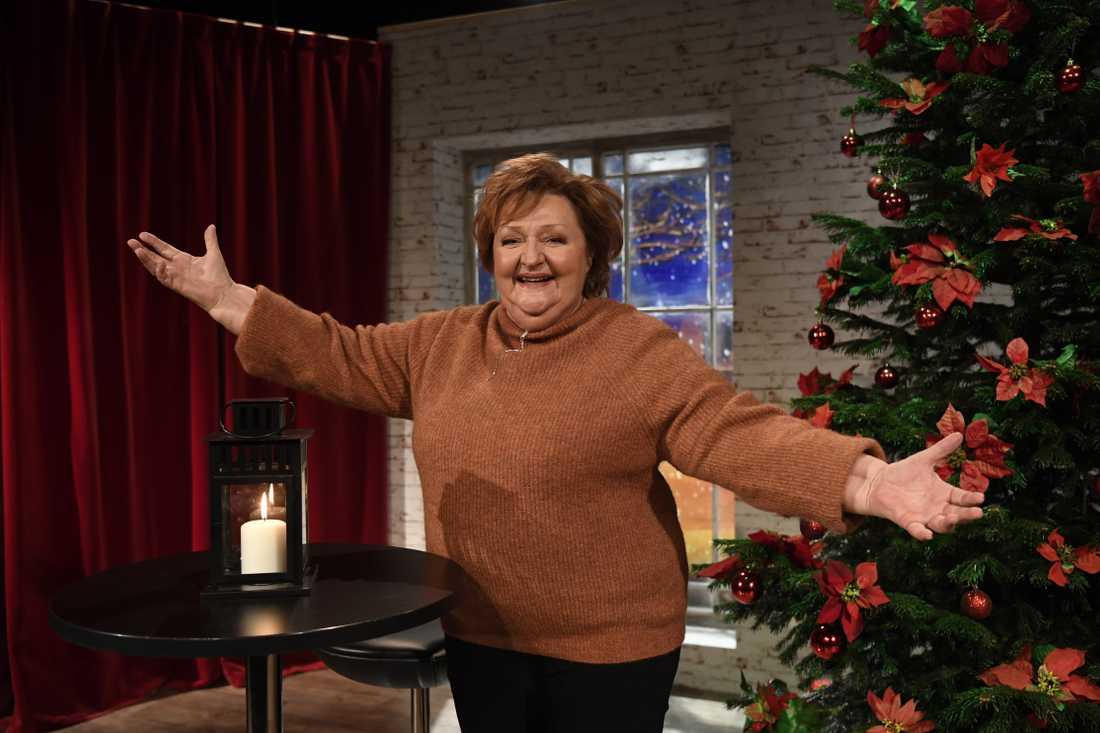 Marianne Mörck är SVT:s julvärd 2019
