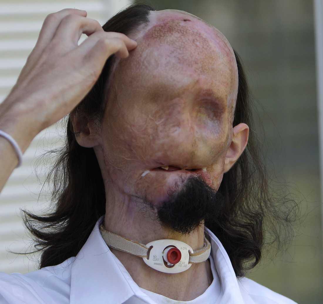 mannen utan ansikte