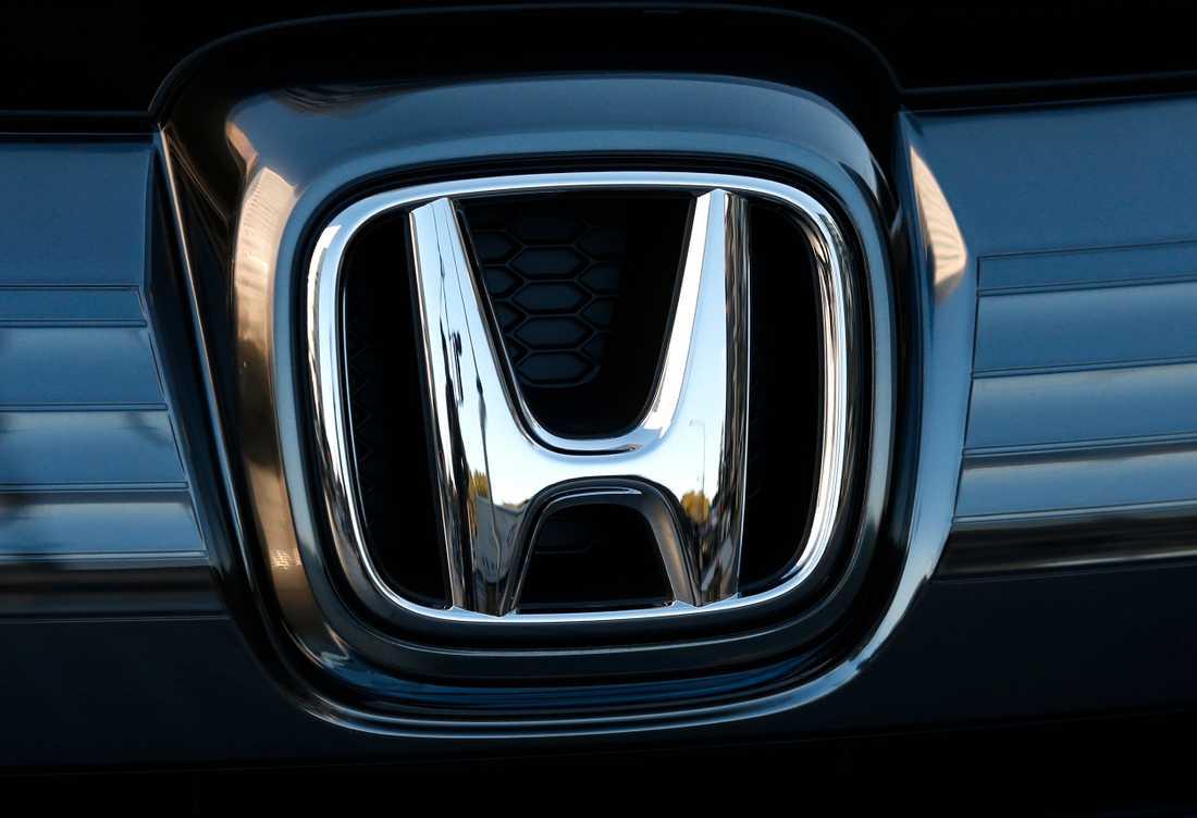 Honda återkallar bilar. Arkivbild.