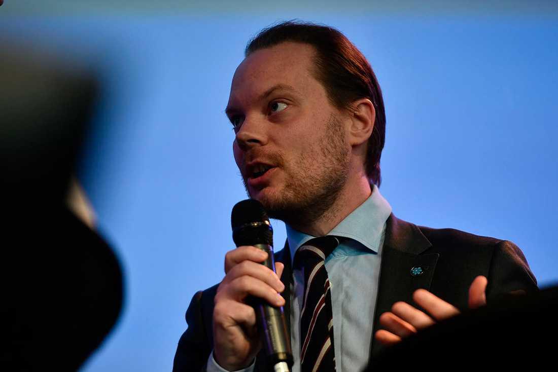 Martin Kinnunen (SD).