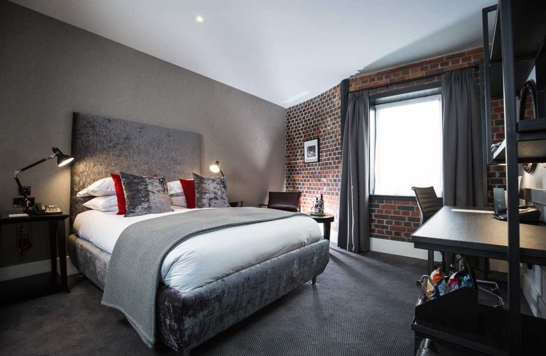 Malmaison hotel i Oxford, England