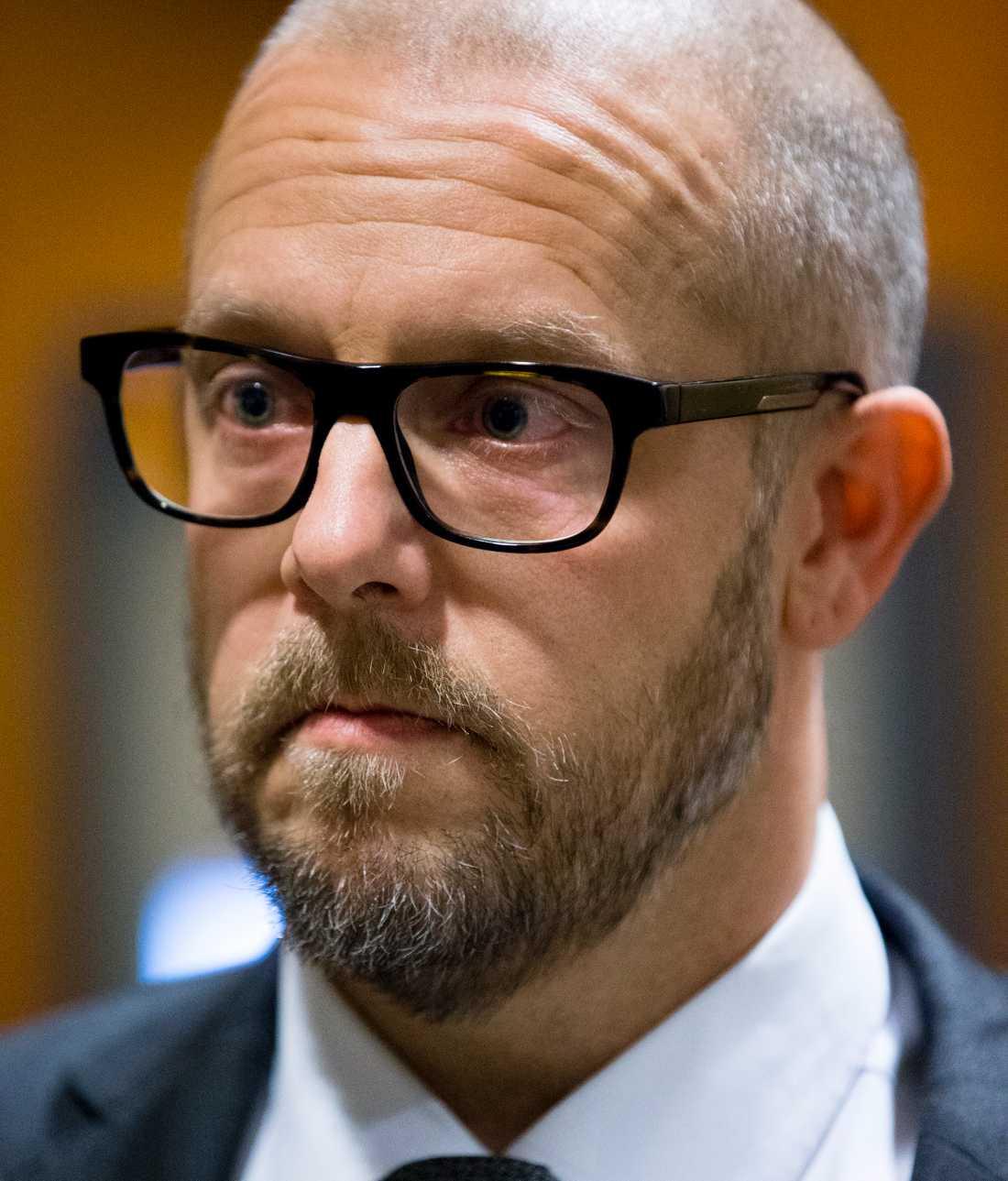 Åklagare Mats Ihlbom.