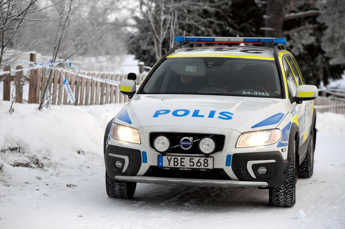 Pappan misstänks ha skjutit ihjäl sina barn, enligt uppgifter till Aftonbladet.