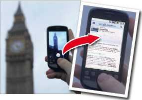 Knäpp-tjänst Om du är i London och fotograferar Big Ben, kör bilden genom den nya Googletjänsten, då får du veta allt som är värt att veta om klockan.