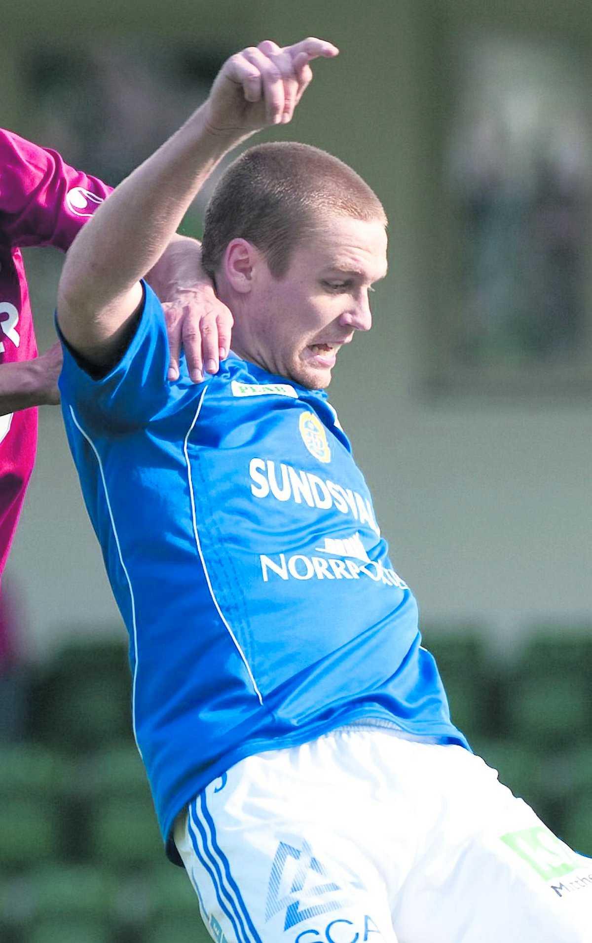 Till Norge. David Myrestam lämnar GIF Sundsvall för ett fyraårskontrakt med Haugesund, där han återförenas med Pontus Engblom