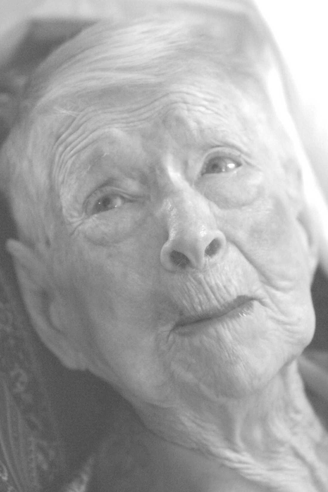 Eunice Sanborn var världens äldsta kvinna.
