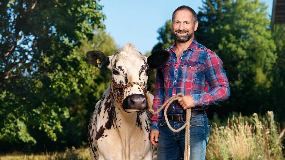 """Paolo Roberto utlovar en intensiv """"Farmen""""-säsong."""
