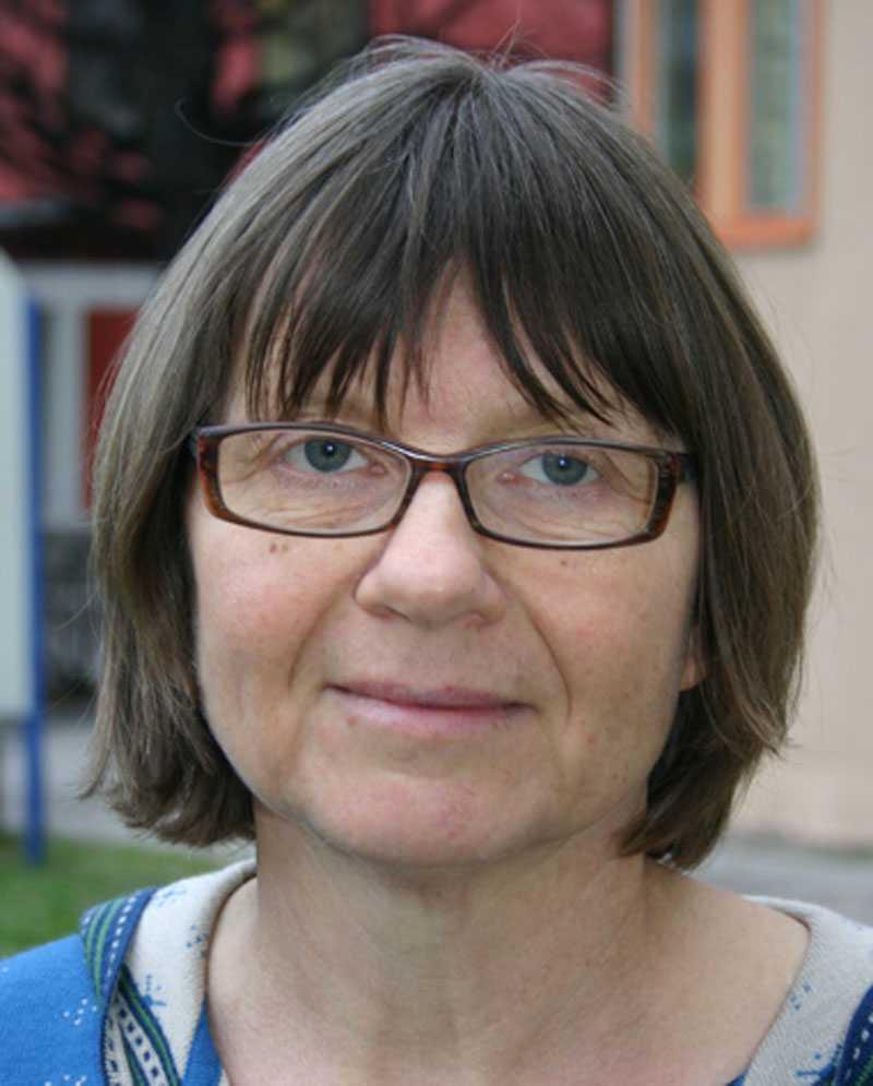 Irene Mattisson på Livsmedelsverket.
