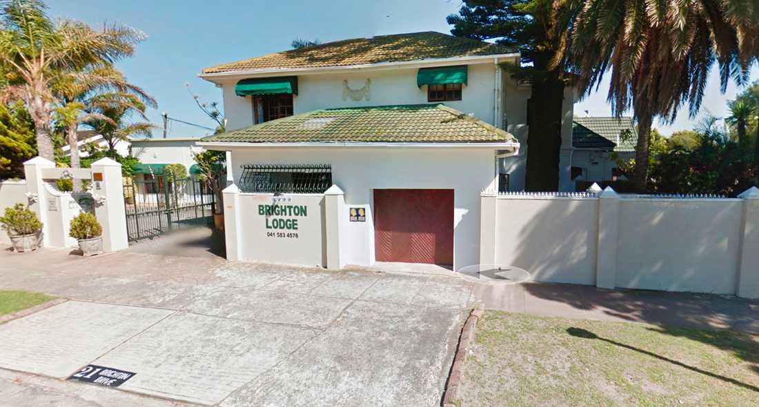 Brighton Lodge, Port Elizabeth i Sydafrika.