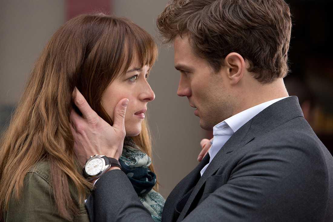 Dakota Johnson och Jamie Dornan har huvudrollerna i filmen.
