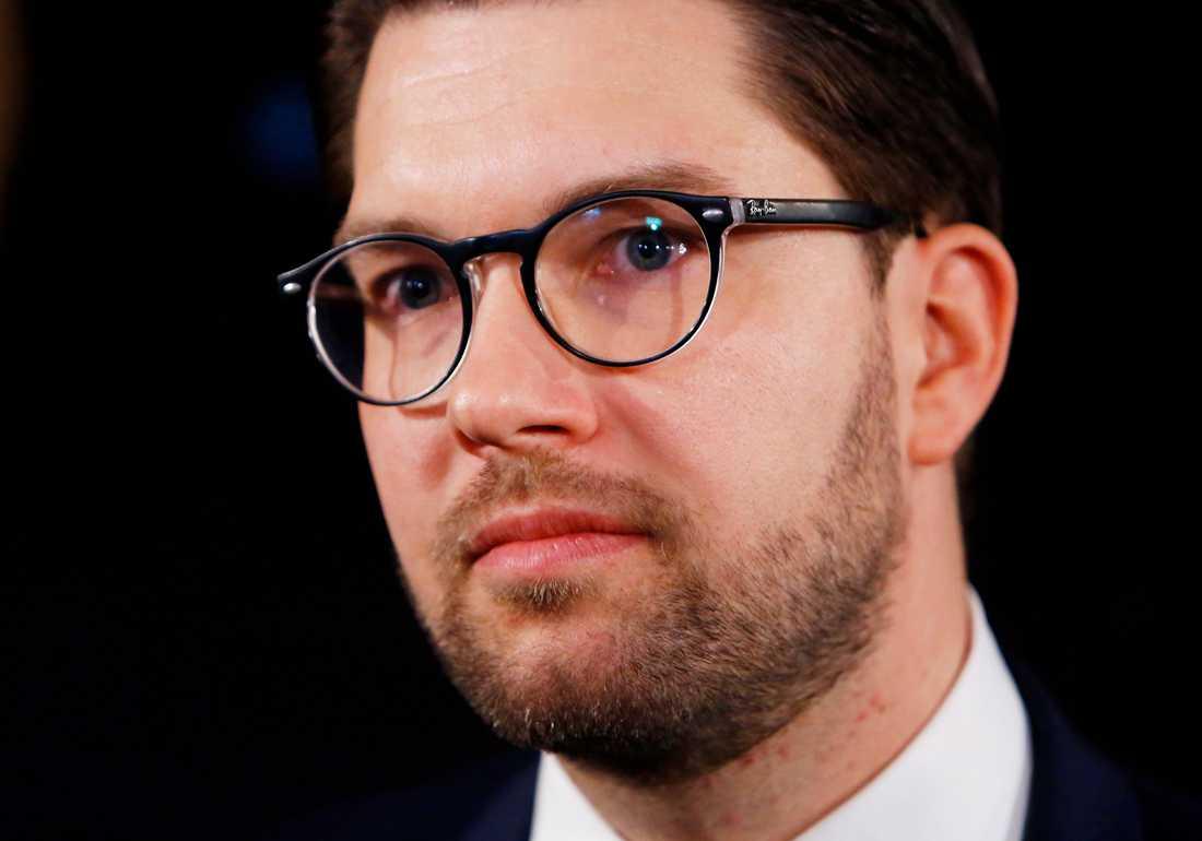 Jimmie Åkesson. (SD)