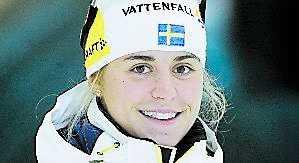 Anna Hansson, Mora.