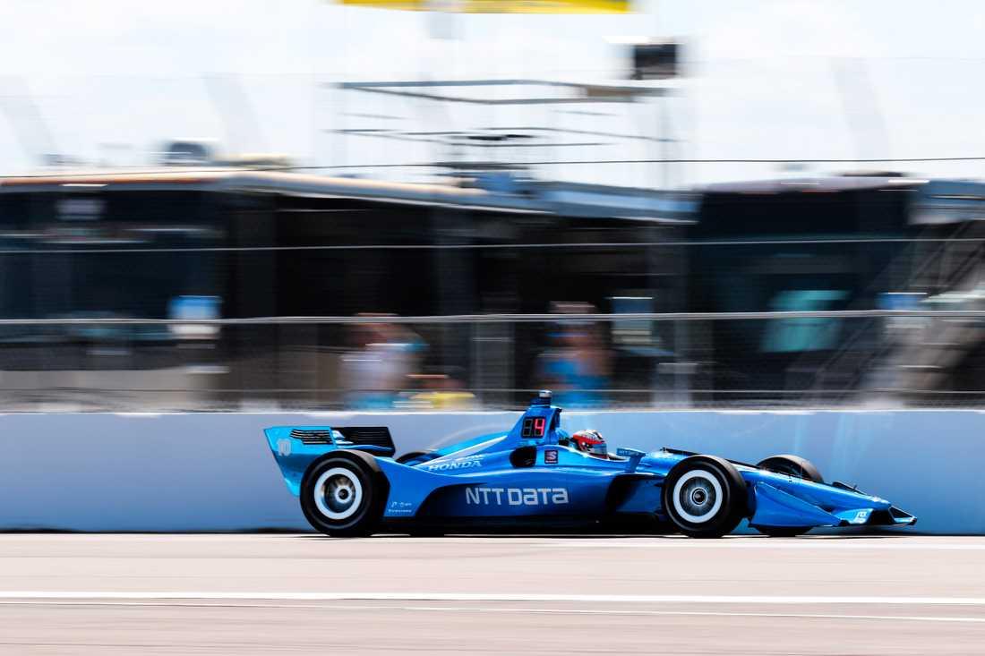 Boka helgerna - här är alla datum och banor för Felix Rosenqvist i IndyCar 2020