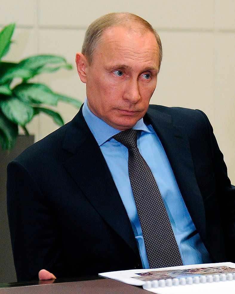 Vladimir Putins auktoritet lockar mer än Jatsenjuks rebellregering.
