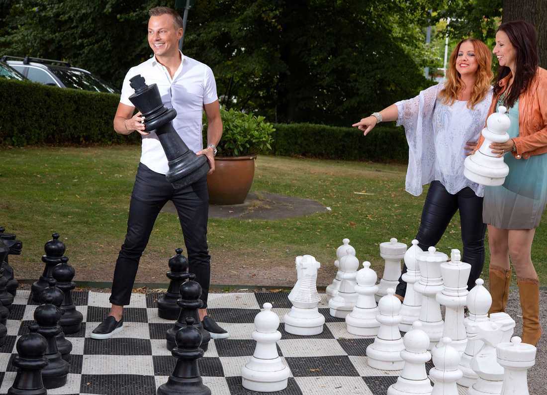 Chess? Nej, men en julturné för att hylla Björn & Benny.