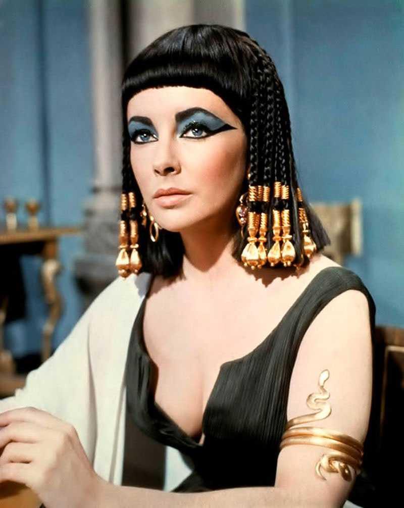 Elisabeth Taylor i samma roll 1963.