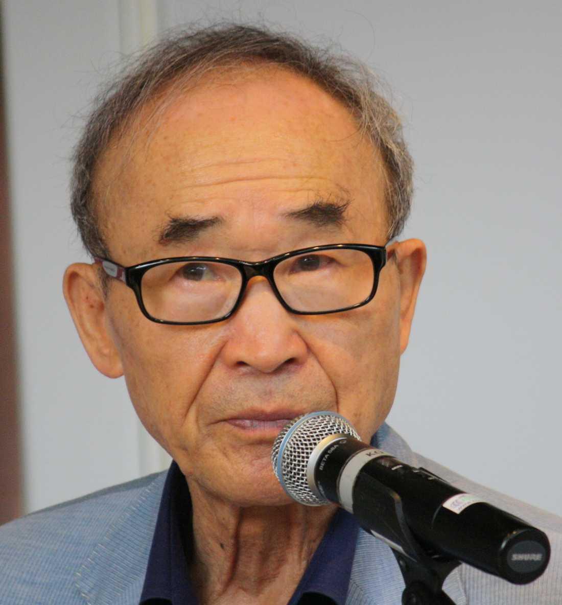 Sydkoreanske författaren Ko Un anklagas för sexbrott.