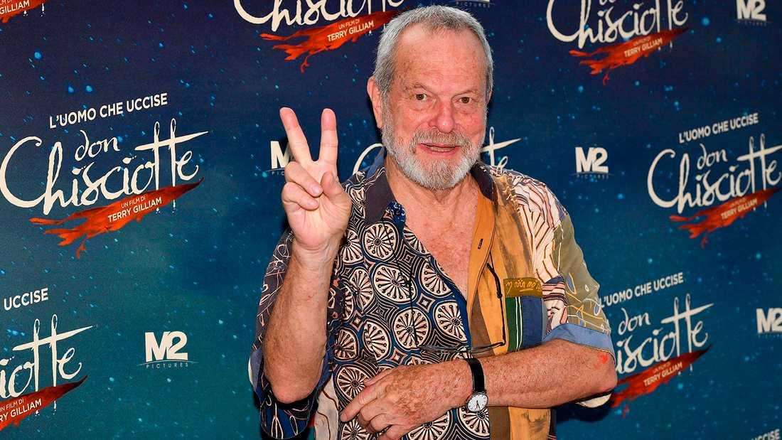 Terry Gilliam.