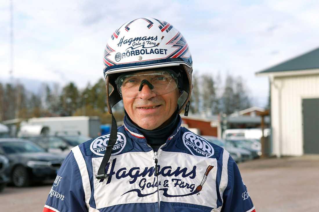 Ulf Eriksson kör GS75-skrällen Tsar Brodde.