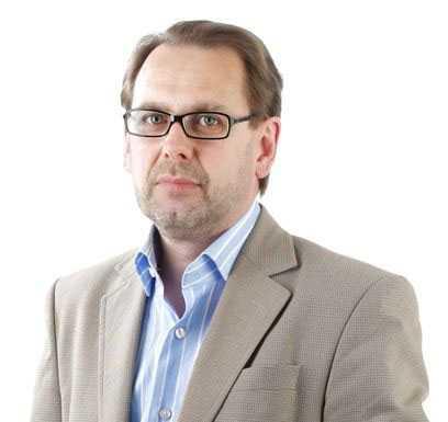 Eskilstuna-Kurirens chefredaktör PeO Wärring.