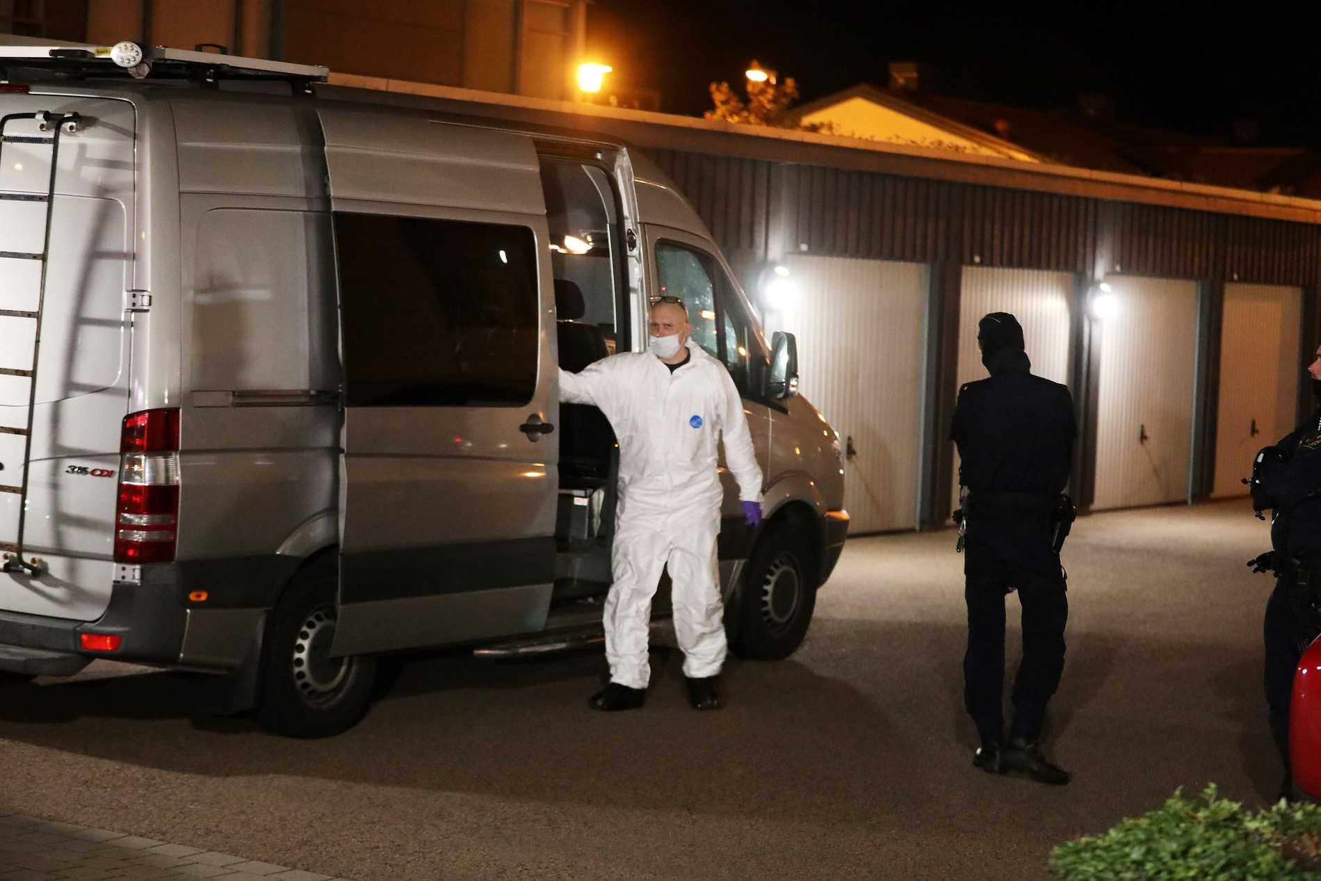 Dubbelmordet i Arlv: Polisen sker mjligt vittne | Aftonbladet