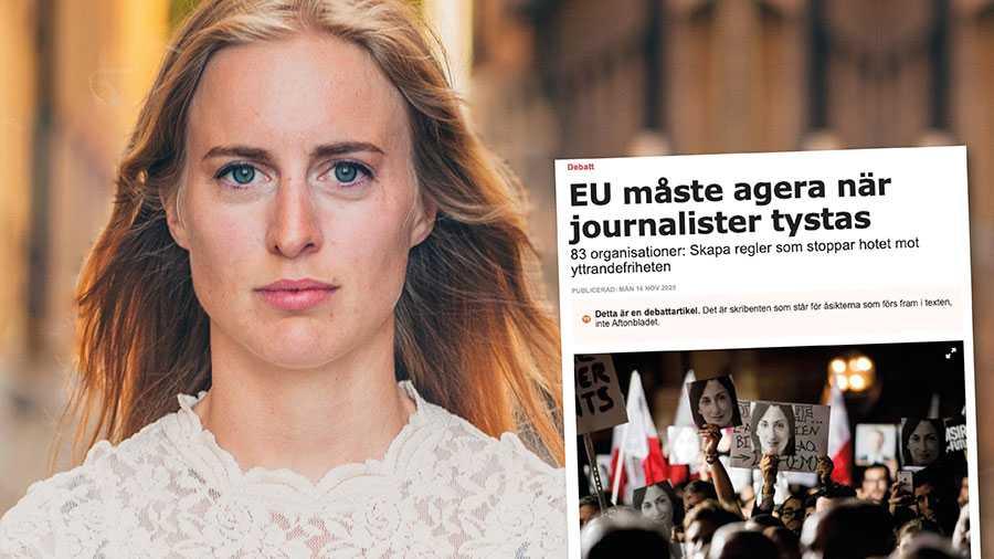 Enskilda har ytterst små möjligheter att vinna mot medier i domstolsprövningar och företag saknar helt juridiskt skydd mot förtal i Sverige. Samtidigt har journalister stor makt att påverka opinionen, skriver Pamina Falck.