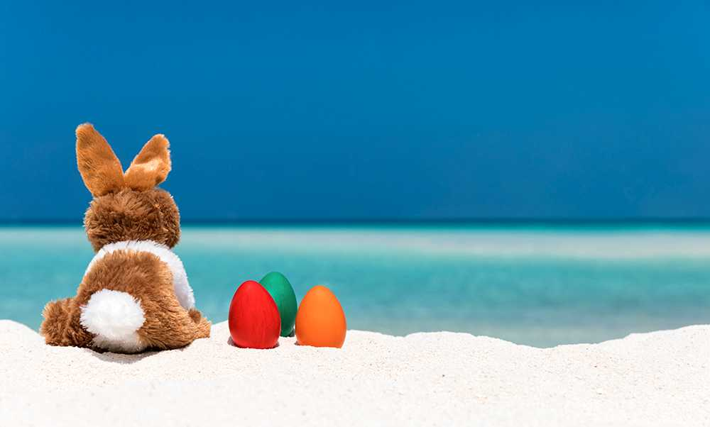 Många svenskar vill fira påsk utomlands.