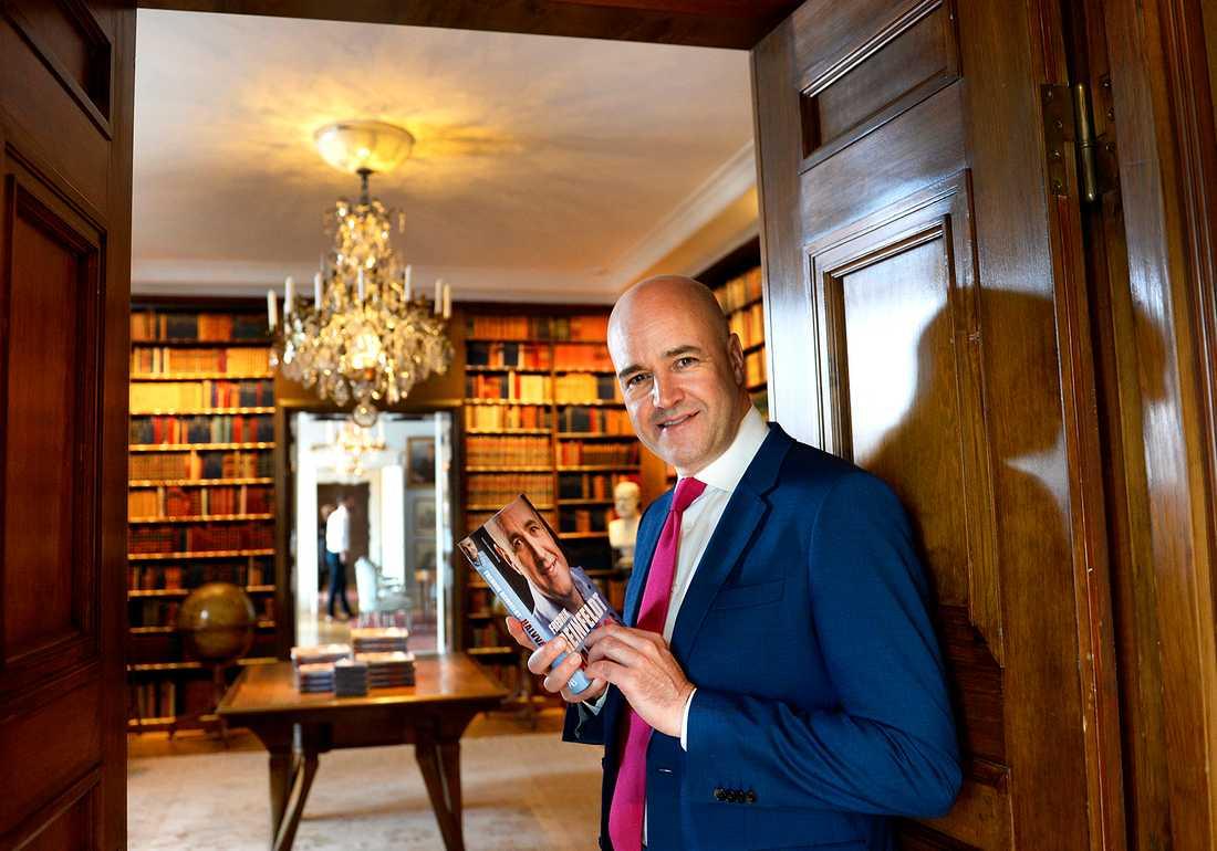 Fredrik Reinfeldt får ett nytt toppuppdrag.