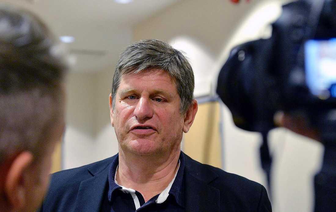 """""""Det kan handla om ett relationsdrama"""", säger kammaråklagare Peter Larsson."""