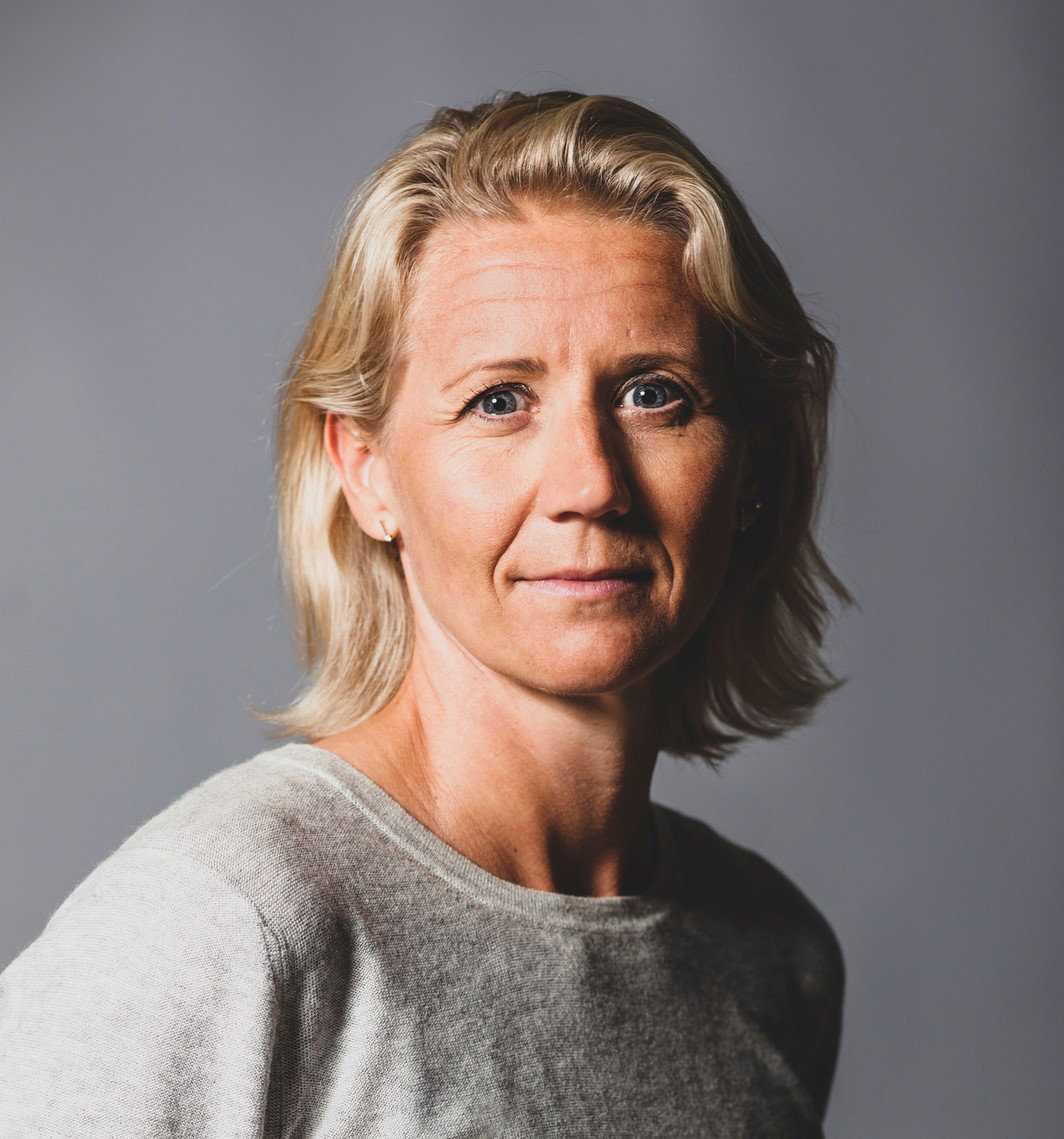 Martina Sansone är specialistläkare i infektionssjukdomar och vårdhygien vid Sahlgrenska universitetssjukhuset.