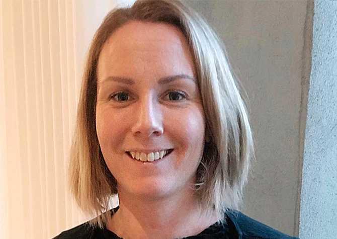 Madeleine Hermansson, konsumentkontakt på Energimarknadsinspektionen.