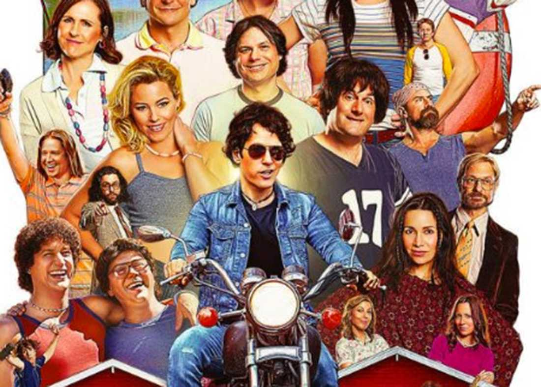 """Paul Rudd i """"Wet hot American summer: first day of camp"""" (2015)."""