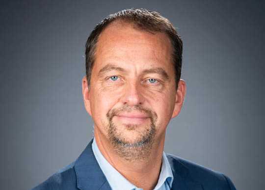 Adam Jacobsson, sälj- och marknadsansvarig på Destination Gotland.