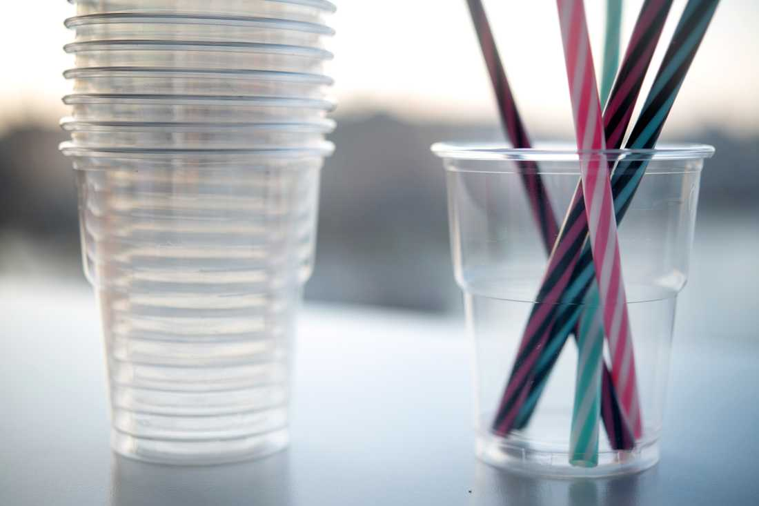 Trots åtgärder ökar mängden plast. Arkivbild.