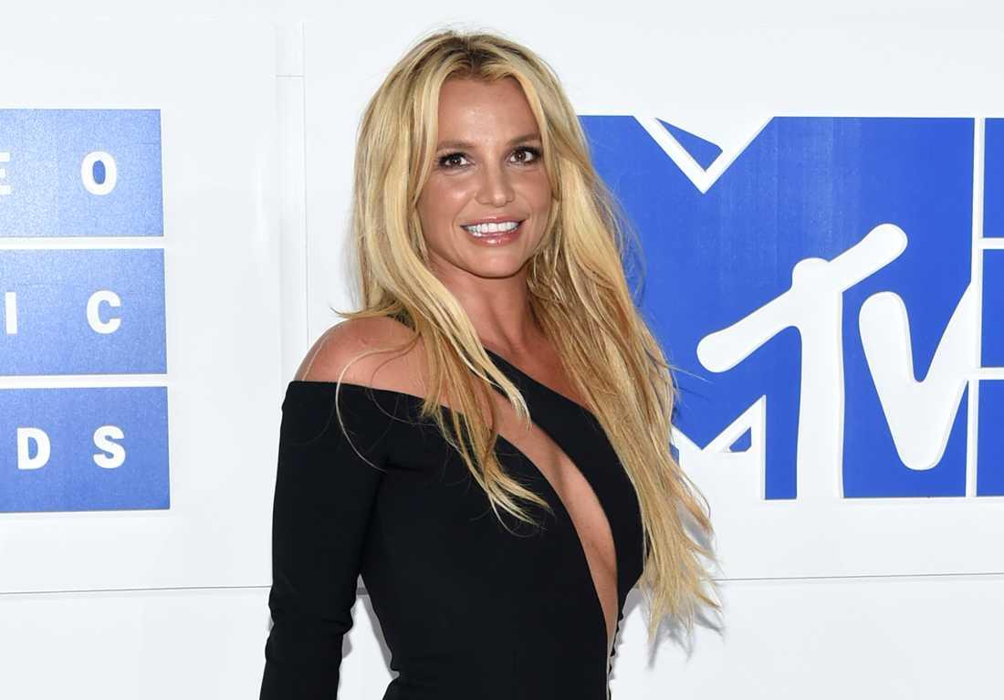 Britney Spears 2016.