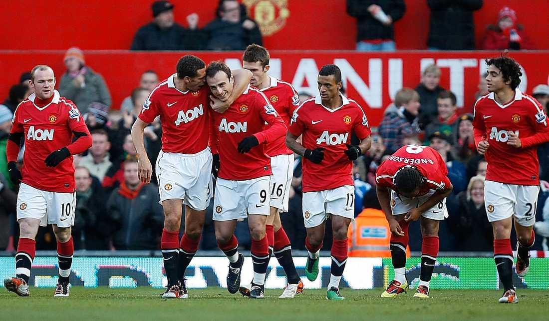 Tar United poäng mot Wolverhampton har man 30 raka matcher utan förlust – vilket är nytt klubbrekord.